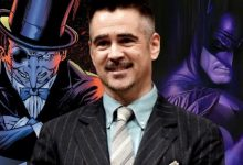 Photo of First Look at Colin Farrell as Penguin & Robert Pattinson as Bruce Wayne Revealed