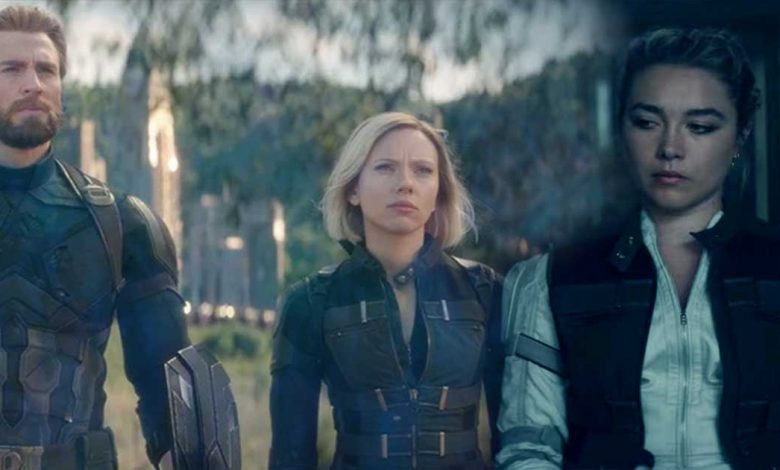 Black Widow Reunite With Steve Rogers