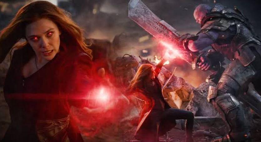 Villain in Avengers Endgame