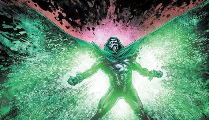 Green Arrow is New Spectre