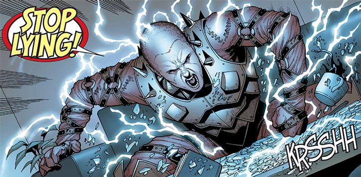 Marvel Mentally Unstable Superheroes