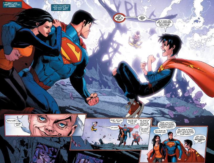 Comic Book Crossovers of The Decade