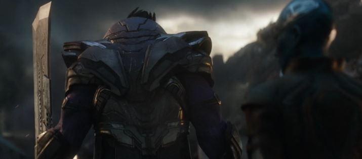 New Avengers: Endgame Concept Art Shows Nebula Wearing Infinity Gauntlet