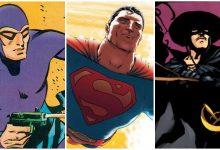 First Ever Superhero of The Comic Books