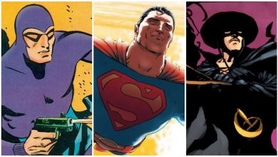Photo of 10 Superheroes That Came Before Superman – The First Ever Superhero of The Comic Books