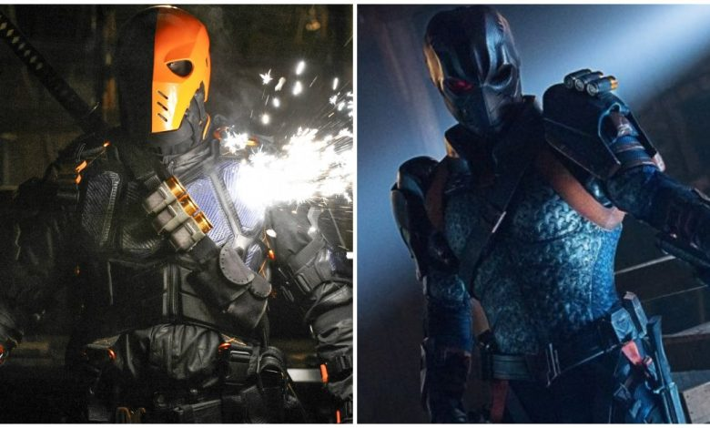 Titan's Deathstroke Better Than Arrow's Deathstroke