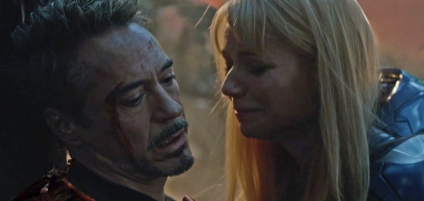 Final Thoughts of Tony Stark Before Dying