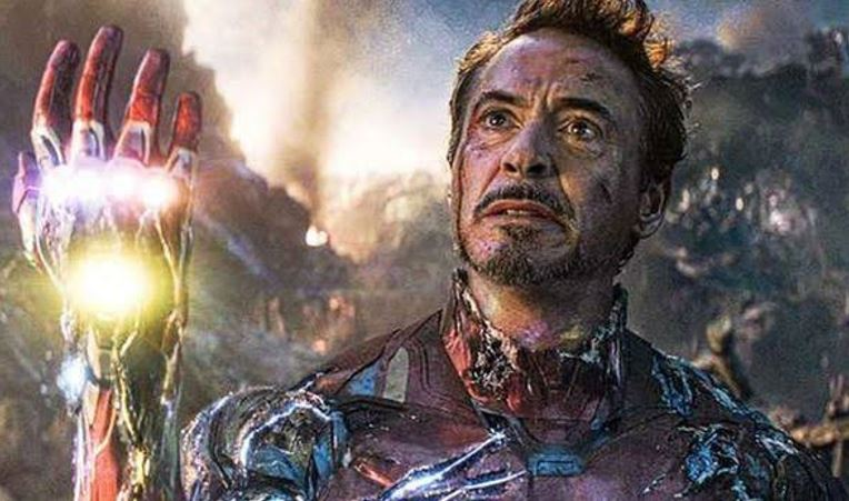 Tony Stark Before Dying