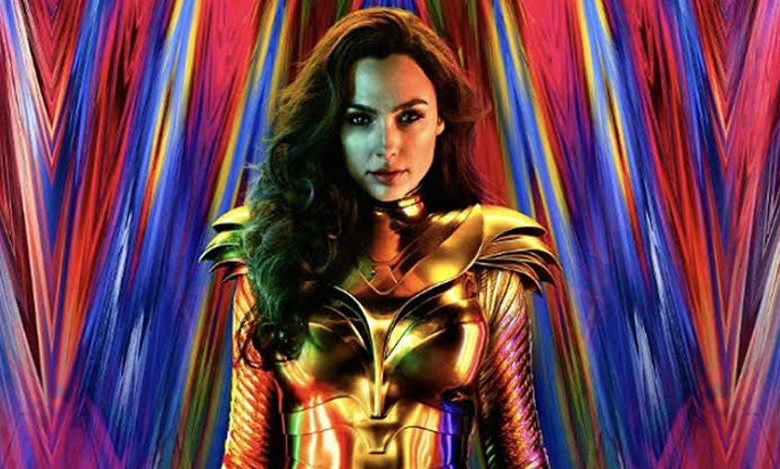 Wonder Woman Turned Ultimate Goddess of The Universe