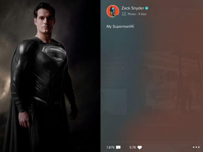 How Black Suit Superman