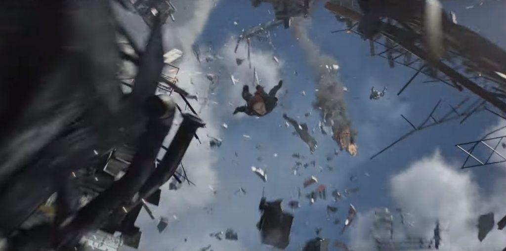 First Trailer of Black Widow