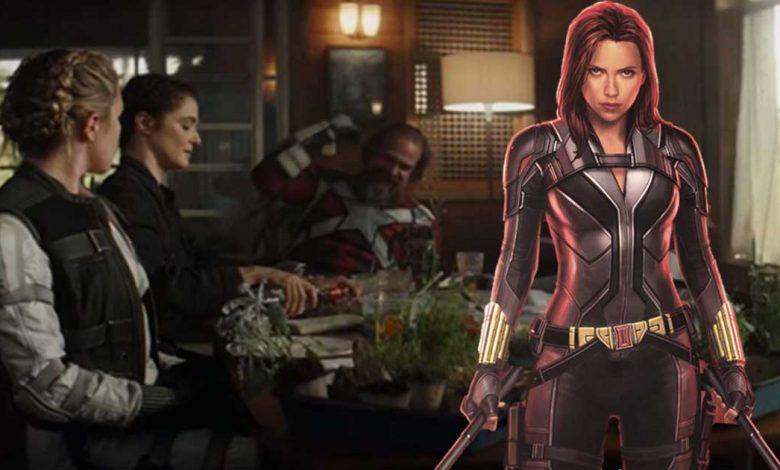 Who Among Natasha's Family Will Betray Her