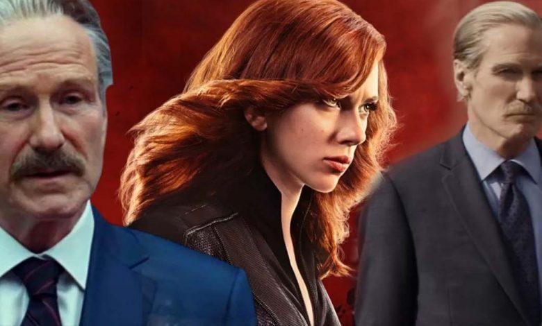 General Ross Look Weird in Black Widow Trailer