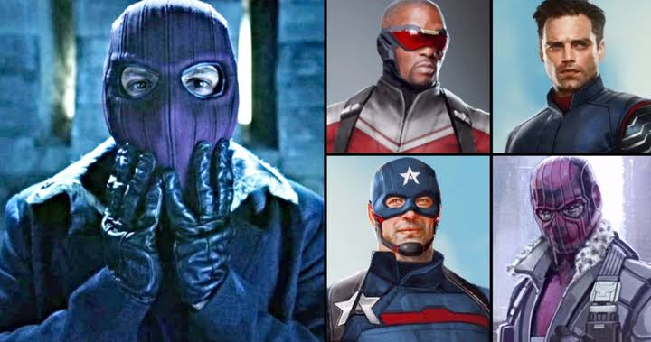 Baron Zemo First Look
