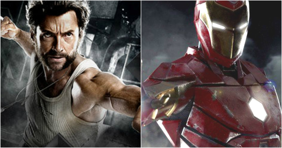 Photo of A Major Clue For Wolverine's Origin Was Hidden in Iron Man 2