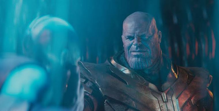 New Avengers: Endgame Concept Art Shows Nebula Wearing Infinity Gauntlet