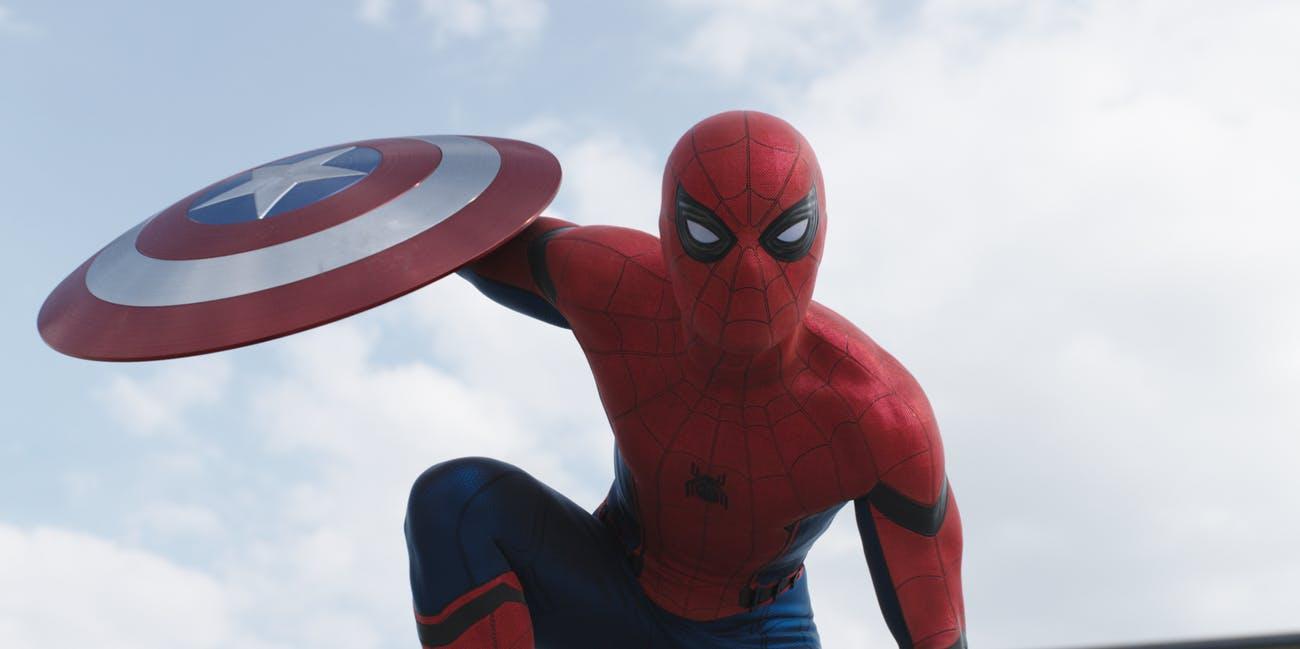 Spider-man first appeared in MCU in Civil War