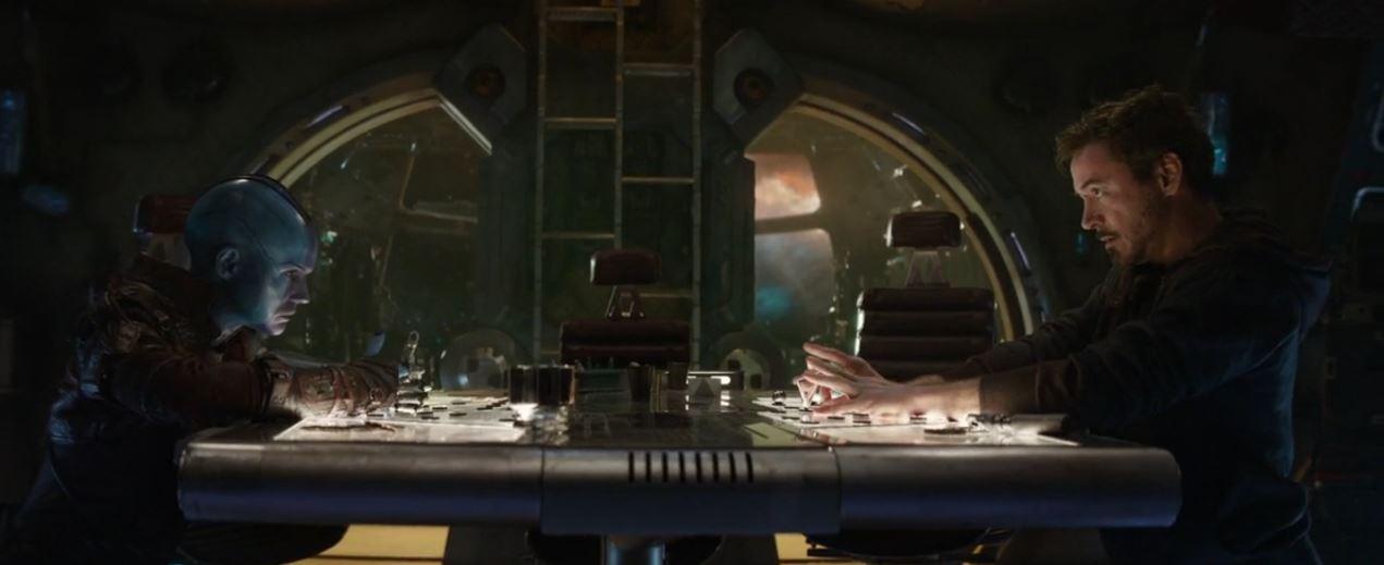 Iron Man Saved Gamora