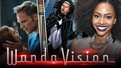Photo of WandaVision Set Photos Reveal First Look at Adult Monica Rambeau & Confirm SWORD
