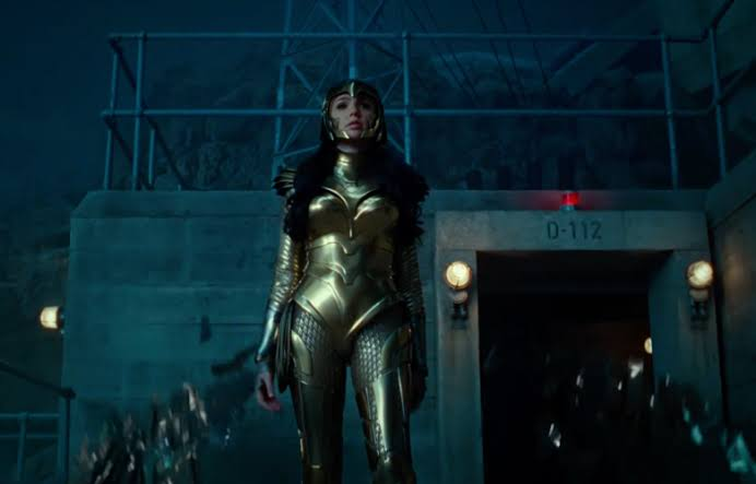 First Wonder Woman 1984 Trailer