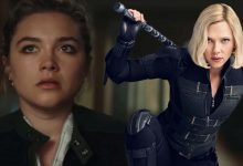 Photo of Black Widow Trailer Possibly Reveals Why Natasha Goes Blonde in Infinity War