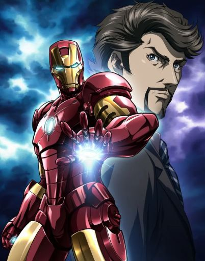 Marvel Superheroes And Their Japanese Adaptations