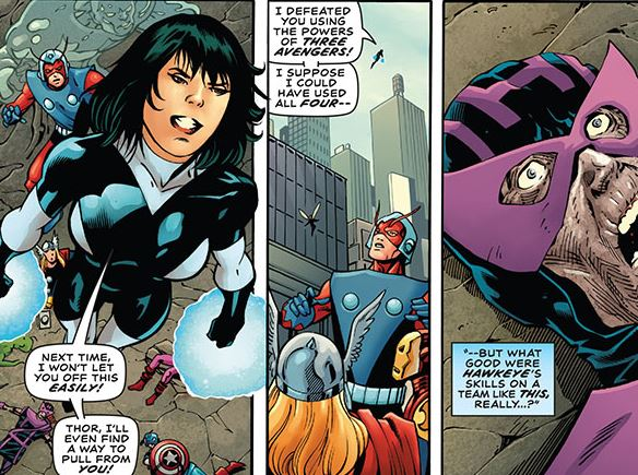 Avengers turned into Marvel greatest traitors