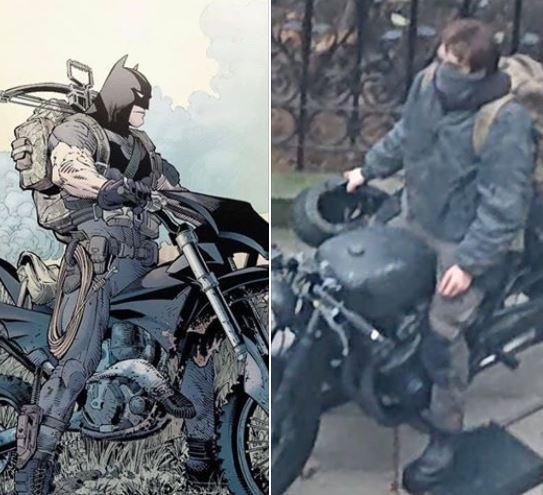 The Batman Set Photos Reveal First Look at Bruce Wayne & Penguin