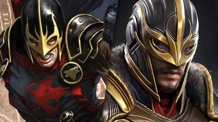 Eternals Set Photos Reveal First look At Black Knight & Sersi
