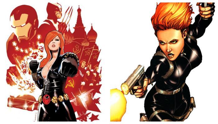 Super Powers to Black Widow