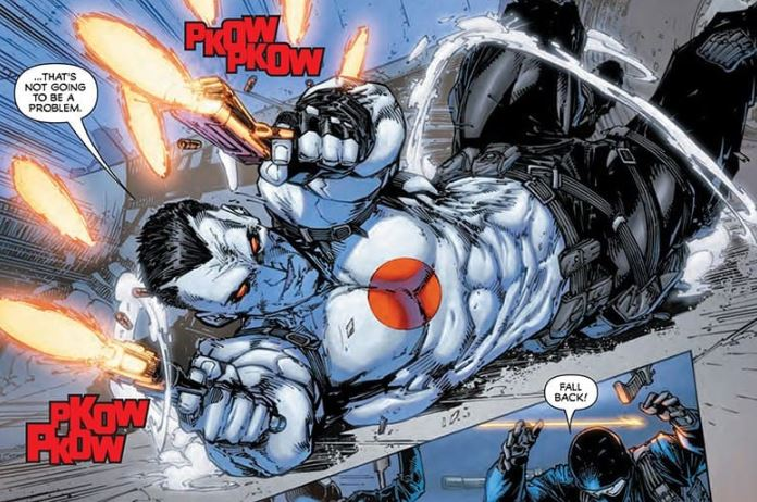 Bloodshot More Un-Killable Than Wolverine