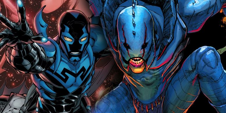Blue Beetle Series for HBO Max