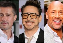 Photo of Top 10 Most Famous Actors in The World Right Now