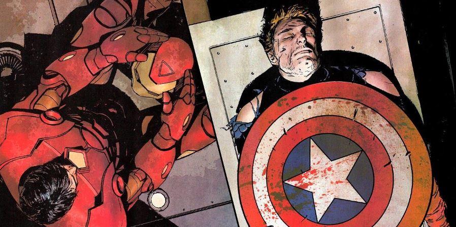 Superheroes Who Reveal
