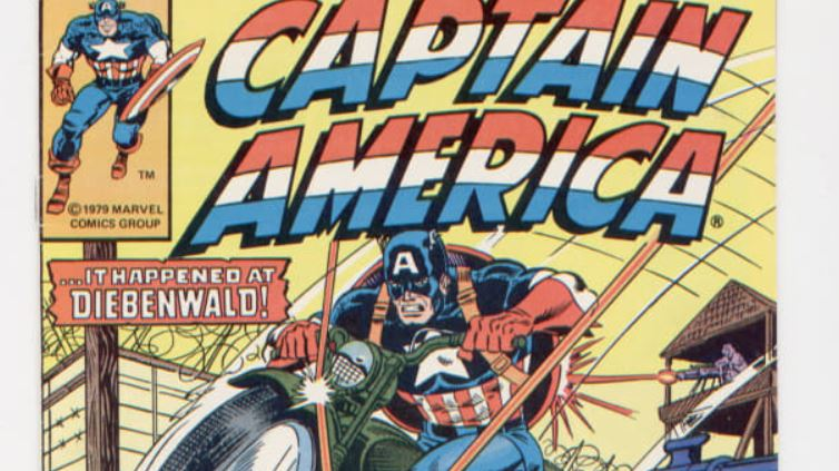 Captain America And Winter Soldier Killed Japanese Soldiers