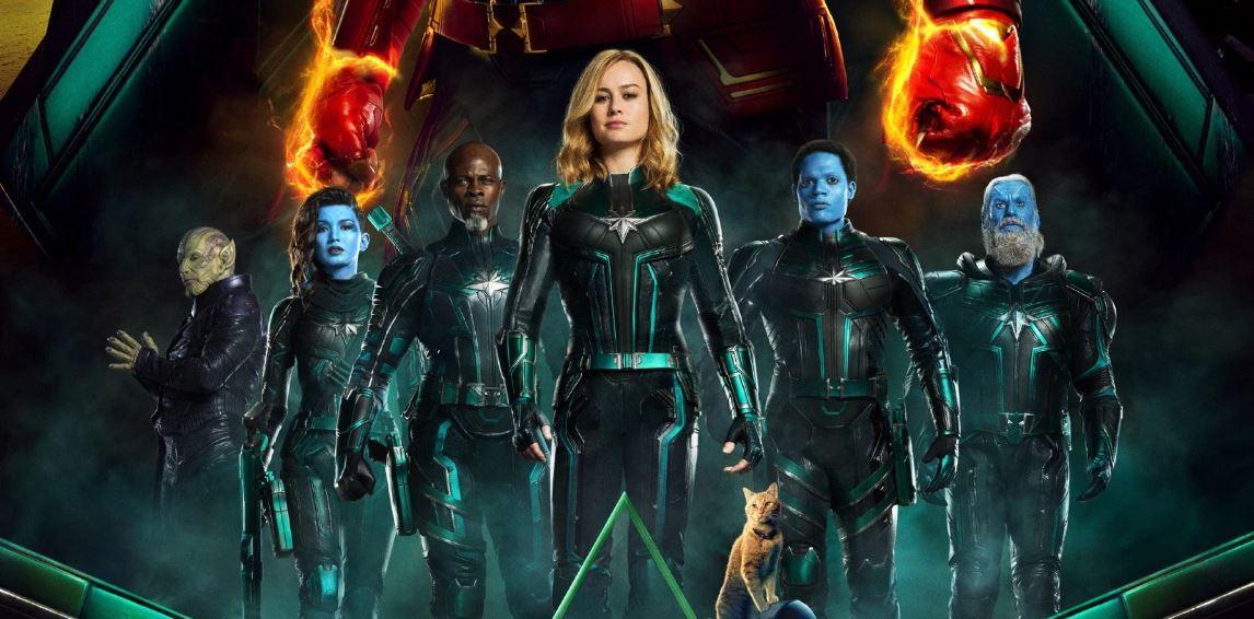 Captain Marvel Deleted Scene Supreme Intelligence Look