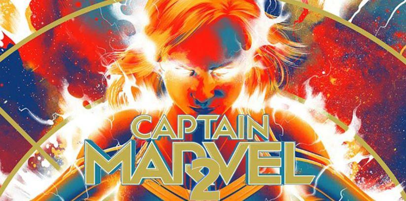 Captain Marvel 2 Releasing in 2022