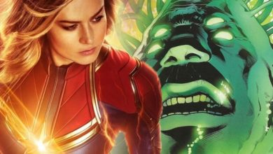 Photo of Captain Marvel Deleted Scene Reveal Full Look at Supreme Intelligence