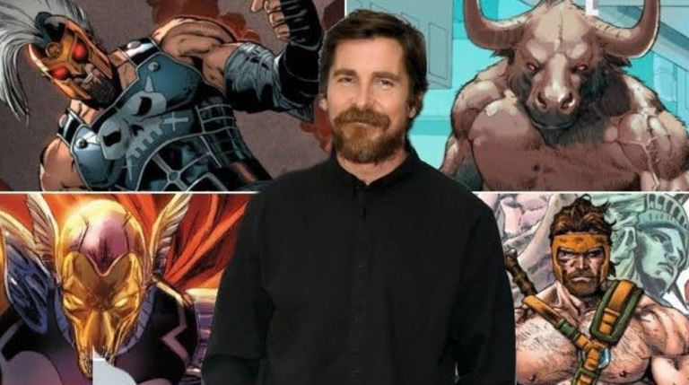 Christian Bale Join Thor: Love And Thunder