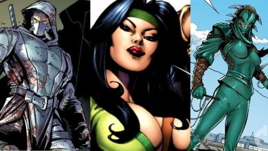 Photo of 10 Deadliest DC Comics Characters Who Are Actually Ninjas