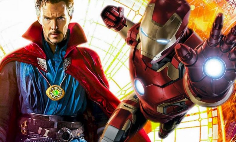 Doctor Strange New Weapon Powerful Than Iron Man Suit