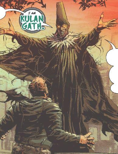 Doctor Strange New Iron Man