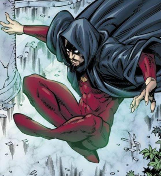 Magic in Marvel Universe