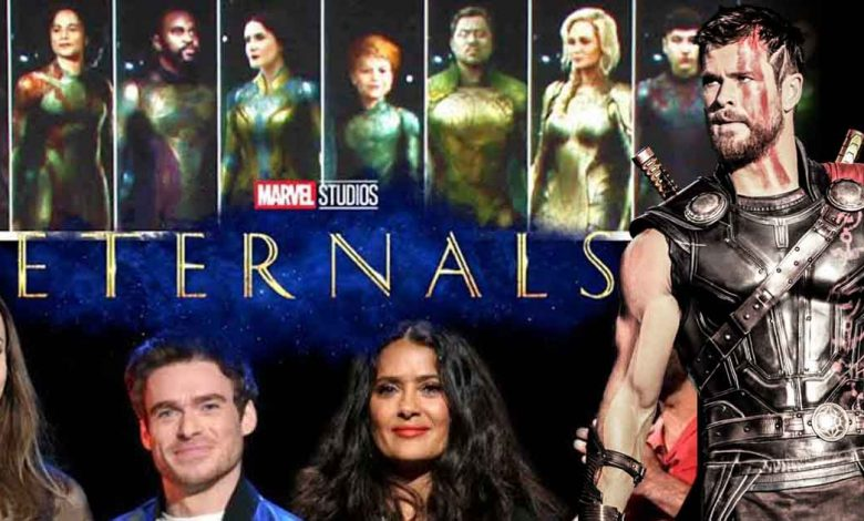 Eternals Reveals Film's Connection to Endgame