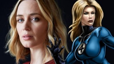 Photo of Emily Blunt Has Met With Marvel Studios. Is it for Fantastic Four?