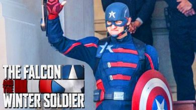 Photo of Falcon & Winter Soldier Set Photos Give us First Look at New Captain America