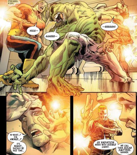 Father of Hulk Revealed