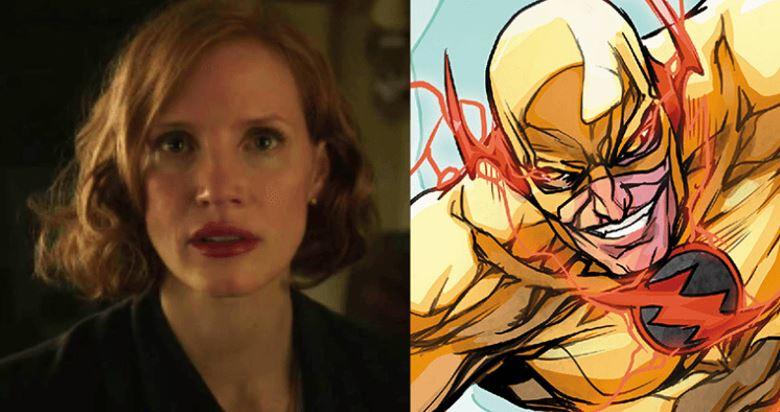The Flash Movie Feature Female Reverse-Flash