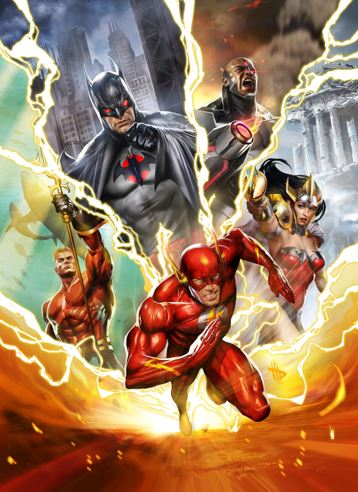 Flash Movie Will Be About Flashpoint