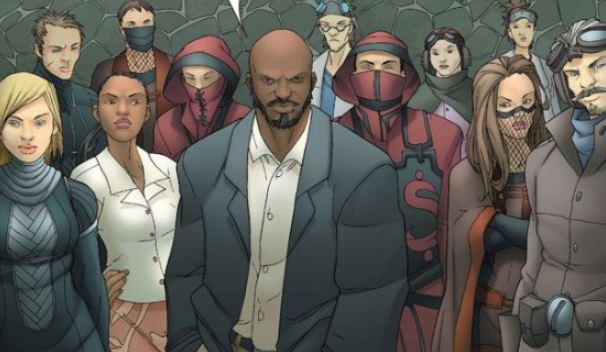 Super Villain Crime Lords